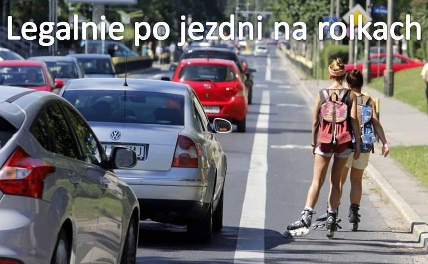 rolkarze-po-jezdni