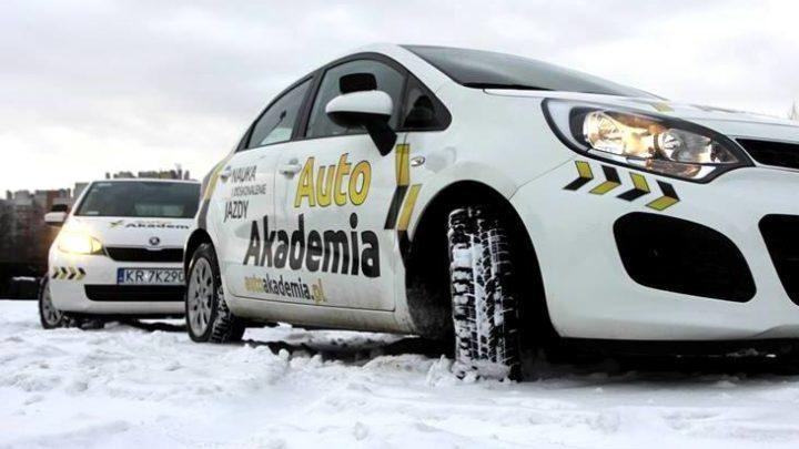 Nauka jazdy i egzamin w zimie?
