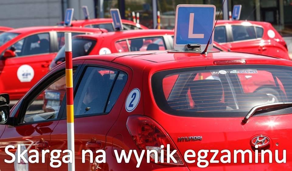 wzór-skargi-na-egzamin-prawa-jazdy