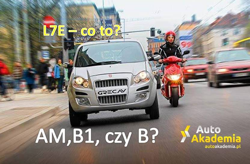Samochody B1 (L7e)