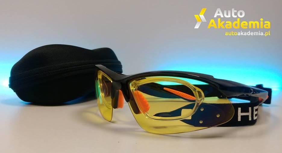 okulary dojazdy nocą
