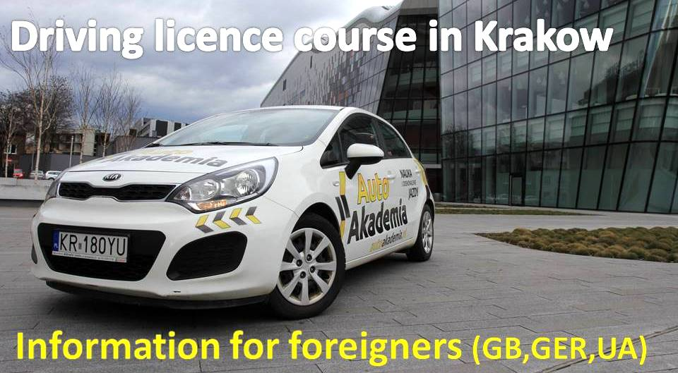 Driving Licence course in Poland