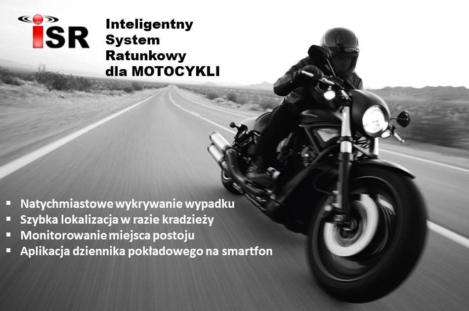 ISR Motocykl
