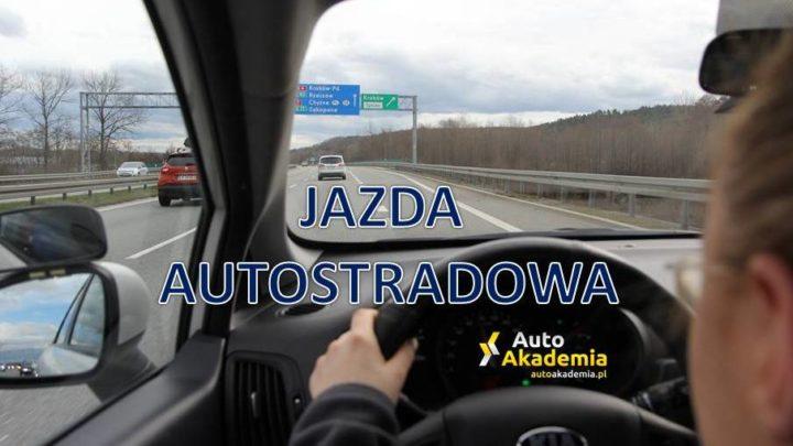 Szkolenie Autostradowe