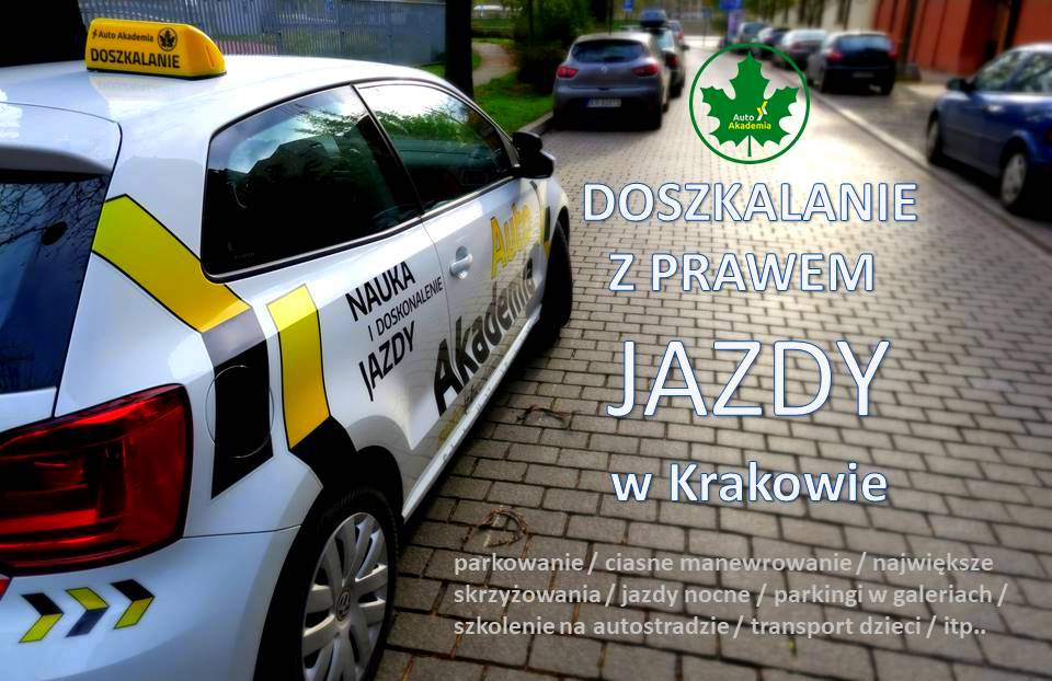 jazdy-doszkalające-Kraków