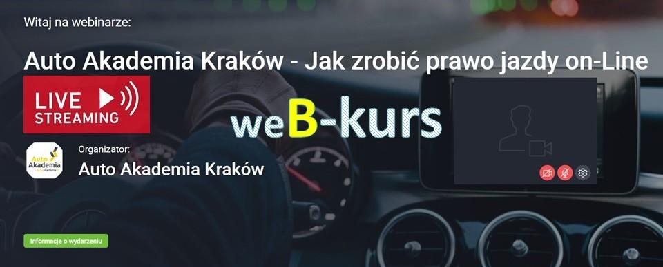 Kurs B on-line 2021 #weBkurs